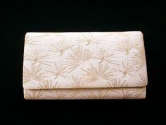 Vintage Japanese Kimono Bridal Clutch Bag Gold by VintageFromJapan, $20.00 #bridal #fashion #purse #bag #shopping
