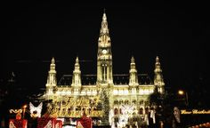 #Vienna at #Christmas
