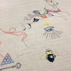 Carnivale_embroidery_catherinecampbell--and she's basically NEW to embroidery. Amazing.