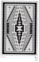 ru / Фото - Miniature Needlepoint Rugs for Dollhouses - tymannost Gallery.ru / Фото – Miniature Needlepoint Rugs for Dollhouses – tymannost Blackwork Patterns, Needlepoint Patterns, Cross Stitch Patterns, Glass Painting Patterns, Bead Loom Designs, Navajo Pattern, Crochet Carpet, Navajo Rugs, Simple Cross Stitch