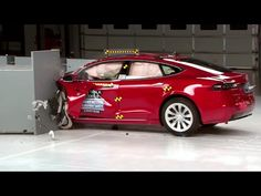 Tesla Model S built after September 2016 40 mph small overlap IIHS crash test Overall evaluation: Acceptable Tesla Model S built after October 2016 40 mph moderate overlap IIHS crash test Overall evaluation: Good Tesla Model S built after October 2016 31 mph side IIHS crash test Overall evaluation: Good Recent crash tests reveal potential safety issues with Tesla Model S