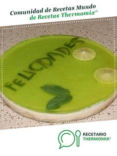 Tarta Mojito por lorelai1986. La receta de Thermomix<sup>®</sup> se encuentra en la categoría Dulces y postres en www.recetario.es, de Thermomix<sup>®</sup> Mojito, Pudding, Desserts, Food, Cake Recipes, Sweet Desserts, Food Processor, Tailgate Desserts, Deserts