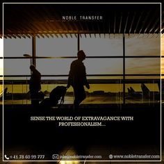 Noble Transfer, Switzerland's reliable & fast private airport transfer service provider with premium limousine & airport shuttle along with professional chauffeurs Yoga, Visit Maldives, Airport Shuttle, Cities In Europe, Luxury Travel, Underwater, Scenery, Switzerland, World