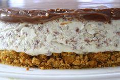 Godkväll i stugan. . . Cheesecake Brownies, Chocolate Cheesecake, Chocolate Truffles, Pudding Desserts, Cookie Desserts, Baking Recipes, Cake Recipes, Dessert Recipes, Scandinavian Food