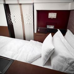 Exciting news!  Our First Class cabin on the Boeing 787 just won the 2016 Crystal Cabin Award for aircraft interior innovation in the 'Cabin Concepts' category.