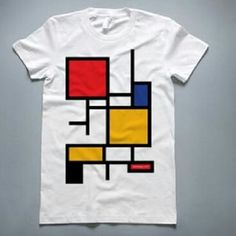 EXCLUSIVE: WhatsApp hacked to spy on top government officials of U. Piet Mondrian, Shirt Print Design, Shirt Designs, Mondrian Art Projects, Printed Shirts, Tee Shirts, Vintage Trends, Fabric Painting, Custom T