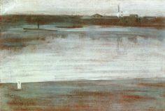 furtho:     James McNeill Whistler's Symphony in... - gehirn-schmier