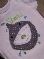 Shark from SassySouthernStitches.com