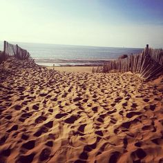 Formby beach - went the other day and it was beautiful!