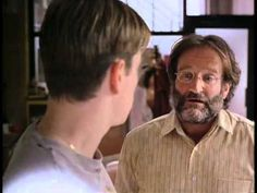 Good Will Hunting (1997) Movie Trailer - smart movie w a lot of heart