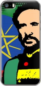Case Emperor Haile Selassie by The Griffin Passant