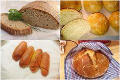 Pozbierali sme recepty na kváskové pečenie. Najskôr vám ukážeme ako si doma vyrobiť kvások a potom pár receptov, s ktorými sa kváskovanie určite podarí. Pretzel Bites, Sweet Potato, Potatoes, Bread, Vegetables, Food, Potato, Brot, Essen