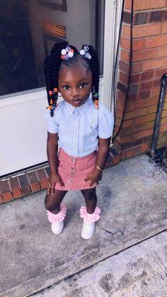 Kid Swag Fashion Children's fashion Black Kids Fashion, Cute Kids Fashion, Little Girl Fashion, Toddler Fashion, Toddler Outfits, Kids Outfits, Swag Outfits, Child Fashion, Cute Mixed Babies