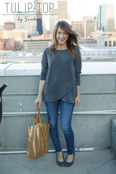 modern minimalist patterns for nice tops or dresses - Google Search