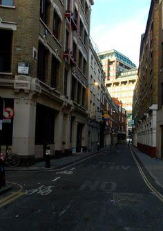 Sandy's Row, Spitalfields, London, E1