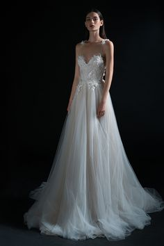Inbal Dror Spring 2019 Bridal New York Collection - Vogue