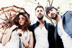 Lady Antebellum. Beautful people! <3