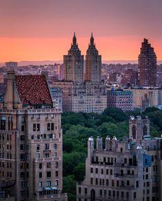 Manhattan by @craigbeds #newyorkcityfeelings #nyc #newyork                                                                                                                                                     More
