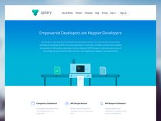 Apiary for Enterprise by Jan Dvořák for Apiary