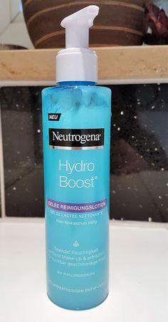 Neutrogena Hydro Boost Gesichtspflege im Test - meine Erfahrungen, obwohl ich nicht so ganz zur Zielgruppe gehöre.....  http://www.mihaela-testfamily.de  #Neutrogena #HydroBoost #AquaGel #GeleeReinigungslotion #NeutrogenaHydroBoost #Beauty