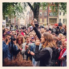 Had an incredible time at SoHo Square for #MARSflashLondonShow today!!  http://instagram.com/p/Z8g3BEAPqZ/