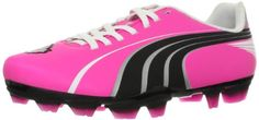 PUMA Attencio II I FG Firm Ground Jr Soccer Cleat (Little Kid/Big Kid),Fluoroscent Pink/Silver/Black/White,4 M US Big Kid on http://shoes.kerdeal.com/puma-attencio-ii-i-fg-firm-ground-jr-soccer-cleat-little-kidbig-kidfluoroscent-pinksilverblackwhite4-m-us-big-kid