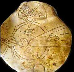 Alcuni manufatti ritrovati in una piramide circa ottanta anni fa in una piramide Maya, testimoniano il contatto con gli antichi alieni.  La notizia giunge dal Messico da dove solo ora è stata rivelata al pubblico dal governo.