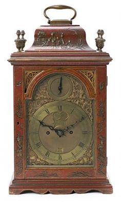 Imágenes Victorianas: Reloj victoriano.