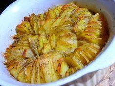 Křupavý bramborový koláč s cibulí a rozmarýnem (fotorecept) - obrázok 3 Cooking Light, Shrimp, Meat, Food, Meal, Essen