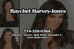 Raychel Harvey Jones | Social Media Guru