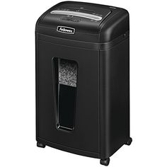 Fellowes Powershred 455Ms 9Sheet MicroCut Paper and Credit Card Shredder with Auto Reverse 4689401 -- Read more reviews of the product by visiting the link on the image. Note: It's an affiliate link to Amazon