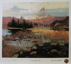 Tom Thomson Late Afternoon