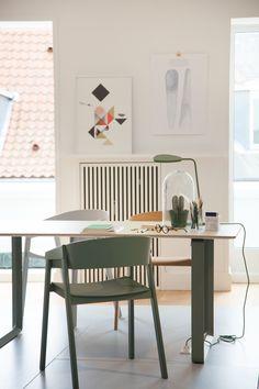 muuto showroom and head office space in copenhagen - Einfache Dekoration Und Mobel Interview Mit David Geckeler