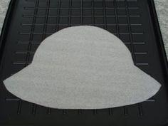 cappelli · Il feltro e tanto altro .....  TUTORIAL  come fare un bb77dcf106d2