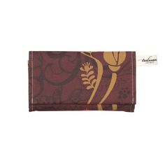 Olio Clutch Red Wine, Continental Wallet, Illustration, Color, Colour, Illustrations, Colors