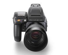 Hasselblad presenta una nueva cámara de formato medio