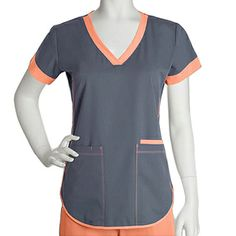 Uniform Advantage offers a vast assortment of medical scrubs and uniforms that are comparable to both Lydia's & Tafford uniforms. Scrubs Outfit, Scrubs Uniform, Cute Nursing Scrubs, Scrubs Pattern, Medical Scrubs, Scrub Tops, Costume, Work Attire, Dress Patterns