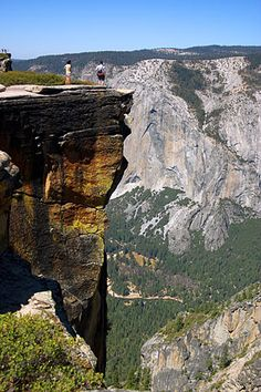 crazy people, yosemite