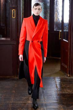 ►Alexander McQueen - Fall 2013 - Menswear
