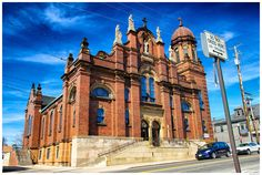 holy rosary church cleveland ohio - Google Search