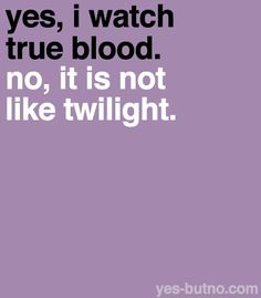 the vampires don't sparkle, for one.  which makes it ten times better right from the start.