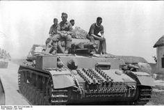 Pz.Kpfw. IV Ausf. F1, Russia north center, June 1942