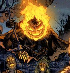 Risultati immagini per Jack O'Lantern marvel foto Halloween Artwork, Halloween Pictures, Arte Peculiar, Monster Concept Art, Marvel Villains, Marvel Comics, Marvel Fan Art, Marvel Comic Character, Vintage Witch