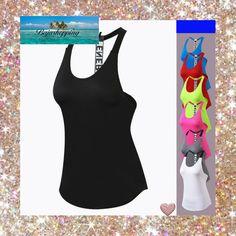 Fitness Tank Top. Sweater And ShortsParty DressesCute DressesShort  DressesSummer DressesWorkout Tank TopsBlack ... c9b1749c7