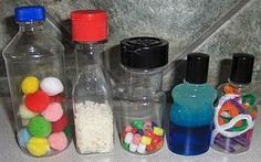 babi activ, idea, baby activities, activ mom, babi sensori, sensory bottles, fun, kid, sensori bottl