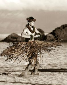Hula/Polynesian..the first style of dance I learned! ☺