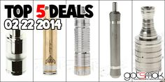 Top 5 Deals Of The Week 02/22/14 | gotsmok.com