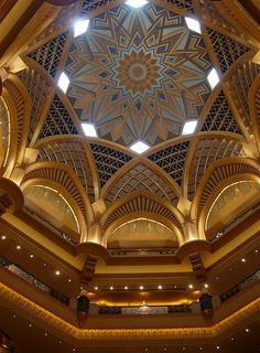 by Suzanne Petersen - Hotel in Abu Dubi Islamic Architecture, Amazing Architecture, Landscape Architecture, Architecture Design, Best Hotel Deals, Best Hotels, Abu Dhabi, Earth City, Pent House