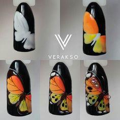 Бабочка  #mk_verakso