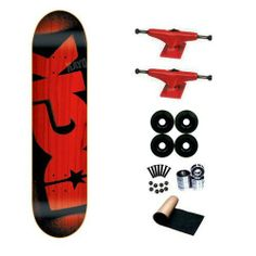 DGK Red Stencil Team 7.75 Skateboard Complete Deck by DGK. $64.99. Brand New, Top Quality DGK Skateboard Complete